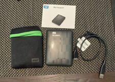 Western Digital My Passport 500GB External Portable Hard Drive USB 3.0