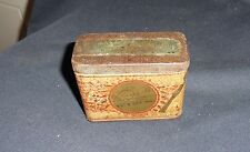 Vintage Surbrug's Golden Sceptre Tobacco Tin Stamped OCT 1890/91