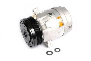A/C Compressor fits 2000-2005 Pontiac Bonneville  ACDELCO GM ORIGINAL EQUIPMENT