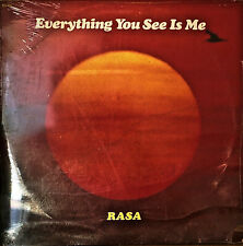 RASA: Everything You See Is Me-SEALED1978LP