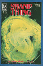 SWAMP THING # 78 (2nd Series) - DC 1988  (vf-)