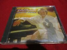 "RARE! CD NEUF ""ROMANTIC AMERICA"" Richard CLAYDERMAN / piano"