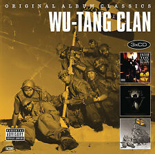 Original Album Classics - Wu-Tang Clan (Box Set) [CD]