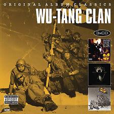 Original Album Classics - Wu-Tang Clan (Box Set) [CD]