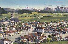 35894/52 - Straßwalchen aus der Vogelschau Salzburger Land 1912