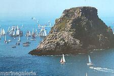 fêtes maritimes Brest déco mer Bretagne poster photo couleurs panoramique 67cm