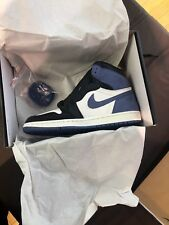 DS Nike Air Jordan Retro 1 High OG Blue Moon Size 7  supreme bape yeezy! Kanye
