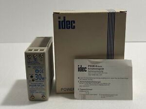 Idec PS5R-SC24 DIN-Rail Power Supply 30W