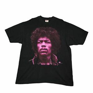 1994 Vintage JIMI HENDRIX Mens T Shirt XL   Single Stitch Hanes Winterland