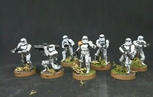 star wars legion stormtroopers Expansion pro painted made to order