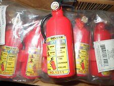 NWOP Set/12 Oriental Trading Fire Extinguisher Squirt/Water Gun Party Favors