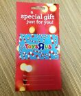Long Card No Value Old Stock Toys R Us Gift Card Babies R Us Christmas For Sale