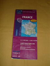 IGN France Carte Routière Nationale N°901 2006