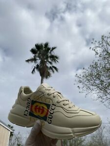gucci rython sneakers