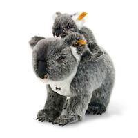 Steiff 060076 Koala mit Baby 31 cm