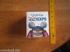 D23 EXPO 2015 Fantasia 75th Anniversary Vinylmation MIB box LE 1500 Chernabog