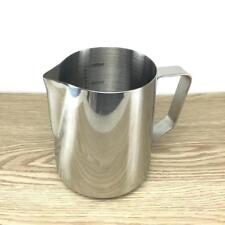 600ML Stainless Steel Coffee Milk Frothing Jug Garland Cup with Scale Cup #2