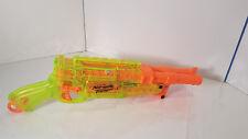 Nerf N-Strike Barrel Break IX-2 Shotgun Dart Gun  Sonic Series Clear Green WORKS