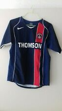 MAILLOT FOOTBALL PSG PARIS TAILLE 11/12 ANS