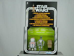 STAR WARS TVC MULTIPACK DROID SET THE VINTAGE COLLECTION MISB