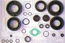 Kawasaki H2, 24pcs Transmission, Crank Cover Oil Seal Kit crankshaft engine pump