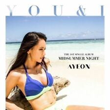 Ayeon-[Midsummer Night] Single Album CD+Booklet KPOP Seaeld Drummer Solo