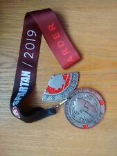 2019 Spartan Race Sprint Medal and Trifecta Wedge
