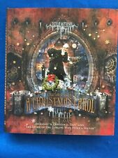 Steampunk: Charles Dickens' A Christmas Carol PLUS 2 Other Stories Hardcover NEW