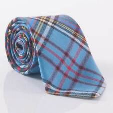 Mens Anderson Modern Tartan 100% Lambswool Scottish Tie