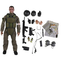 """1/6 Military Army Medical Soldat NB04A 12 """"Action Figure Krieg Spiel"""