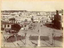 1898, J Murray Jordan, HAVANA from INGLATERRA, Cuba, original photo 20.5x15.25cm
