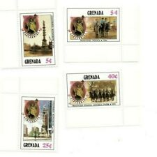 Grenada - 1986 - Statue Of Liberty - Set Of 4 Stamps - Mnh