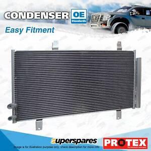Protex Air Conditioning Condenser for Kia Cerato LD 2006-on 580x358x16