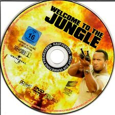 Welcome to the Jungle - Extended Version (2004) DVD ohne Cover #m54