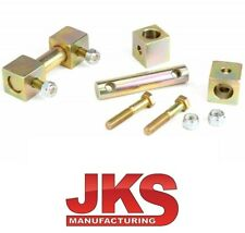 JKS Front Lower Bar Pin Eliminator Kit 93-98 Jeep Grand Cherokee ZJ 9603