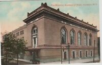 The  Brooklyn The Brooklyn Academy of Music Vintage Postcard, New York- 1912