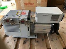 Leybold D4b Trivac Rotary Vane Dual Stage Mechanical Vacuum Pump 140081
