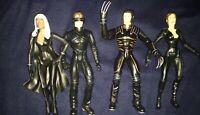X-Men Movie Toy Biz Lot Cyclops Storm Wolverine Jean Grey Marvel Comics figures