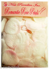 ROMANTIC ROSE PETALS (300ct)~ Valentine Party Supplies Wedding Decorations