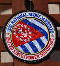 2010 Boy Scout Jamboree US Power Squadron Patch