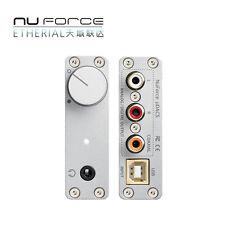Nuforce uDAC5 hifi lossless portable music decoder DAC amp machine