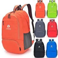 28L Men Women Waterproof Backpack Travel Sport Bag Laptop Bag Daypack Schoolbag