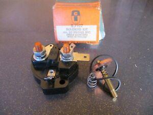 S7107 S.7107 CI (Lucas 54642662 60600546 Solenoid Kit Model M35J Starter Bedford