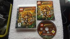Lego Indiana Jones The Original Adventure PLAYSTATION 3 PS3 V.G.C. Rapide Post