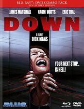 Down aka The Shaft Blu Ray & DVD Blue Underground Dick Maas 2001 the Lift sequal