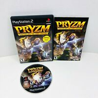 PRYZM Chapter One The Dark Unicorn Sony PlayStation 2 PS2 Complete With Manual
