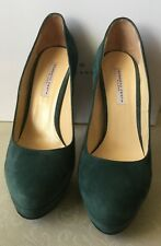 Shoes  ROBERTO FESTA  Woman, color petrol, size 40, suede  Scarpe Donna camoscio