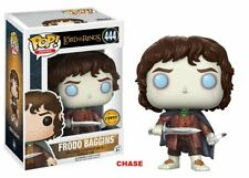 Funko Pop Lord Of The Rings Frodo Baggins LIMITED CHASE GLOW