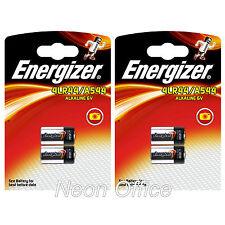4x Energizer A544 6v Batteries 476A, 4LR44, GP476, K28L, L1325, PX28, V28PX