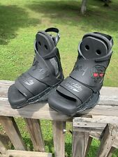 New listing Hyperlite Byerly boa Lacing System Bindings. Size Large